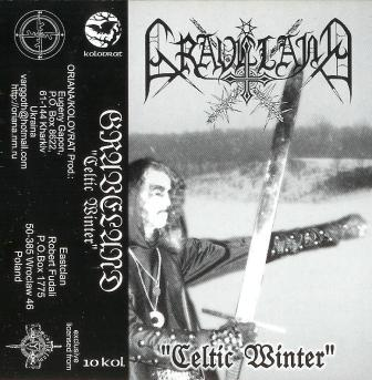 GRAVELAND : Celtic Winter