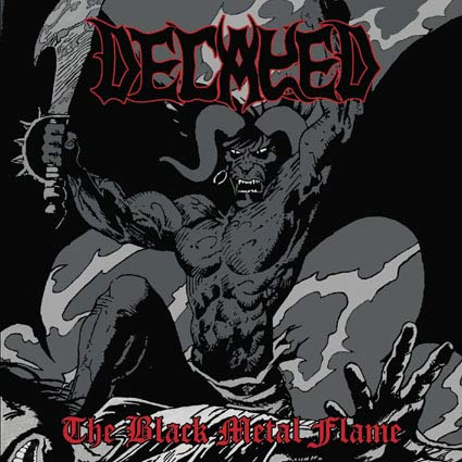 DECAYED : The Black Metal Flame