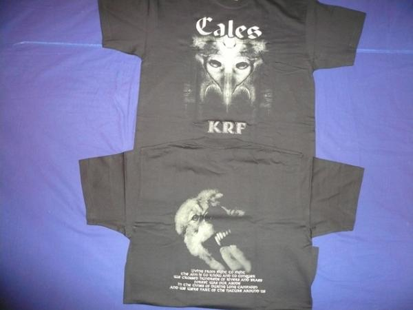 CALES : KRF TS M-Size