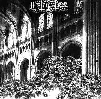 MÜTIILATION : Remains of a Ruined, Dead, Cursed Soul