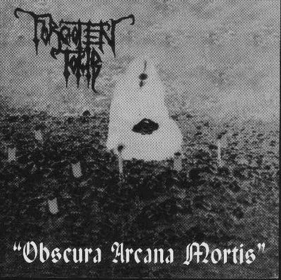 FORGOTTEN TOMB : Obscura Arcana Mortis: The Demo Years