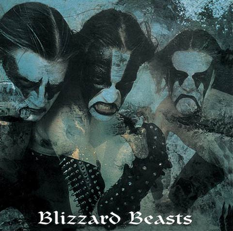 IMMORTAL : Blizzard Beasts