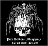 SZRON : Pure Slavonic Blasphemy / Cult of Death