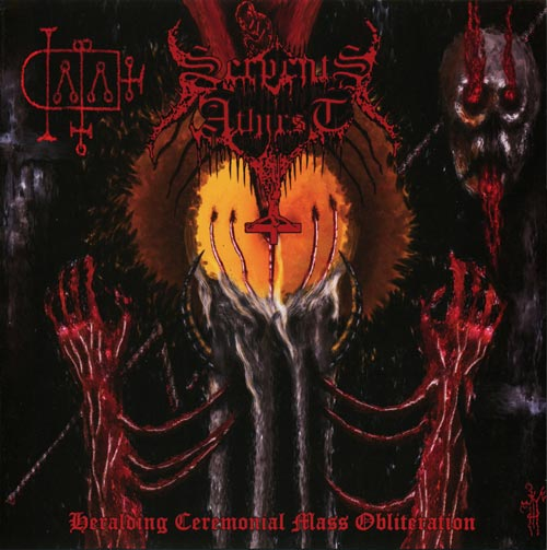 SERPENTS ATHIRST : Heralding Ceremonial Mass Obliteration