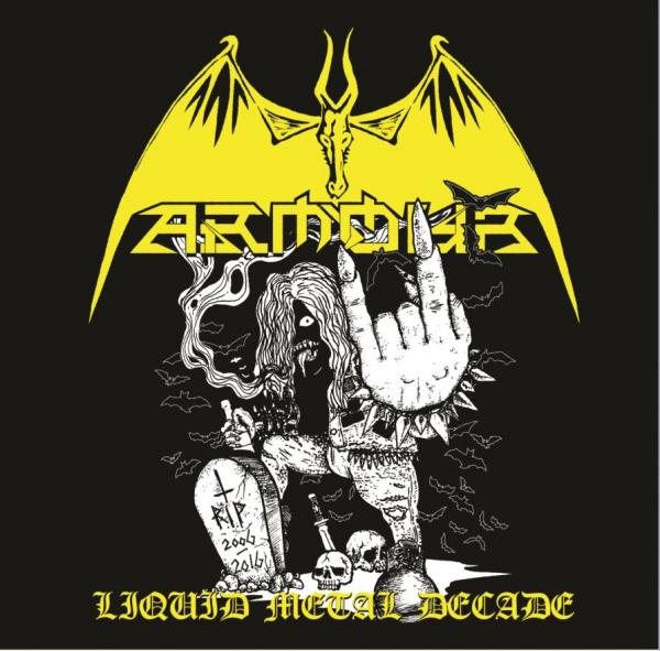 ARMOUR : Liquid Metal Decade