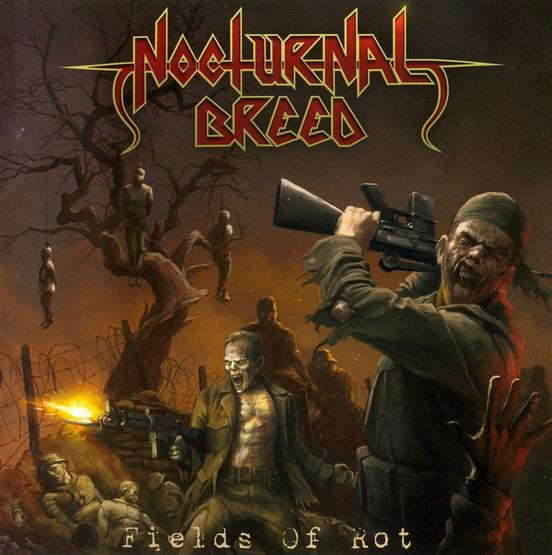 NOCTURNAL BREED : Fields of Rot