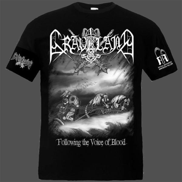 GRAVELAND : Following the Voice of Blood TS L-Size
