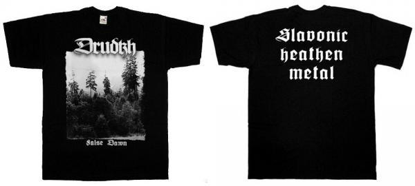 DRUDKH : False Dawn TS L-Size